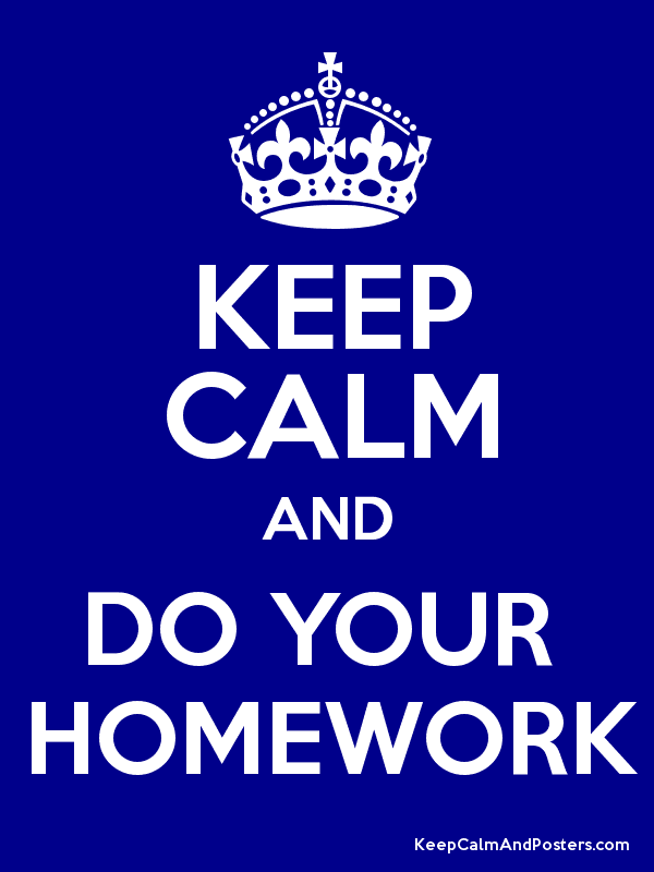 Does homework work